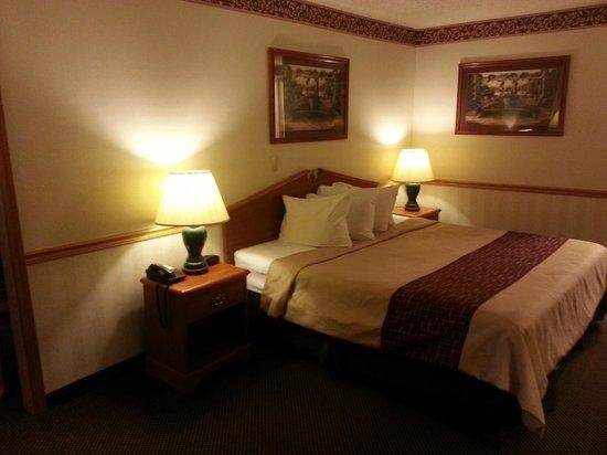 Days Inn & Suites Monroe: Standard King