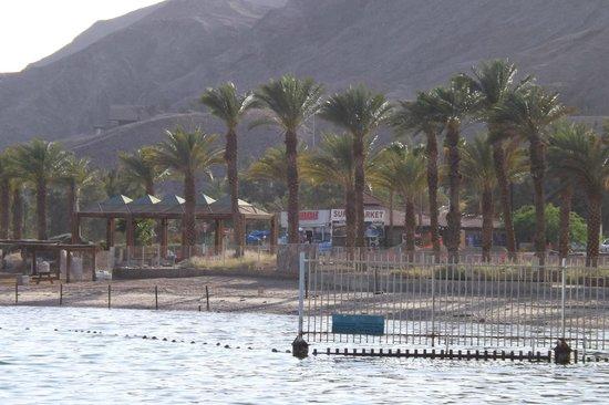 Isrotel Yam Suf Hotel : Пляж