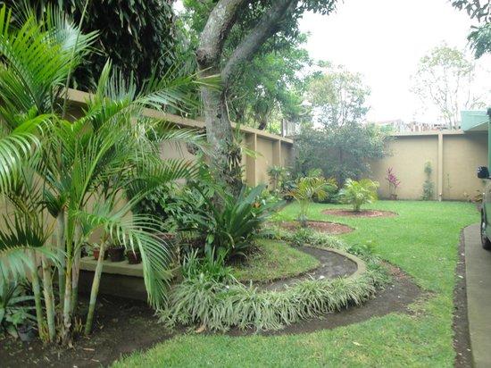 B&B Vista Los Volcanes: il giardino