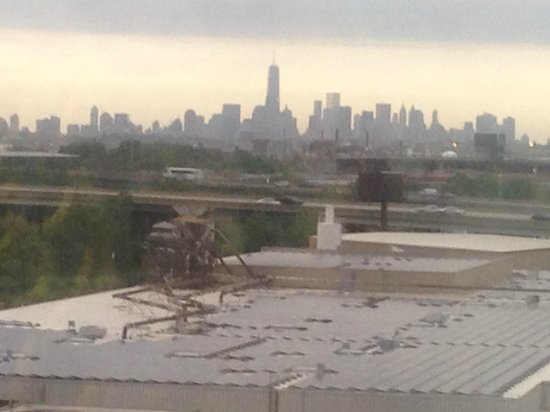 DoubleTree by Hilton Hotel Newark Airport: View of NYC