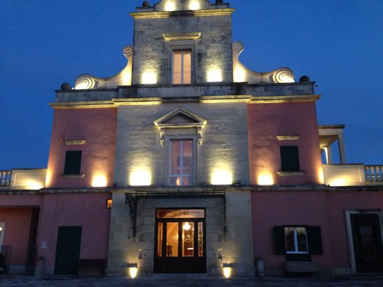 Hotel Villa Rosa Antico : Bella villa