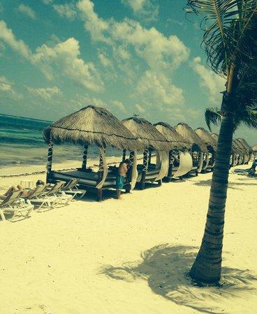 Azul Beach Resort Riviera Maya: Beautiful Beach