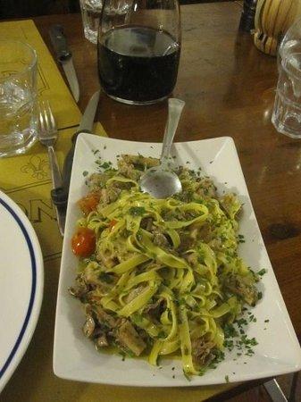 Osteria Cocotrippone : lampriedata
