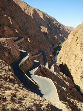 Morocco Key Travel: dades gorges
