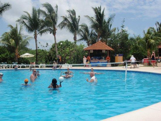 Occidental Cozumel: Big Pool