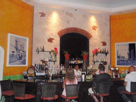 Occidental Cozumel: Lobby Bar