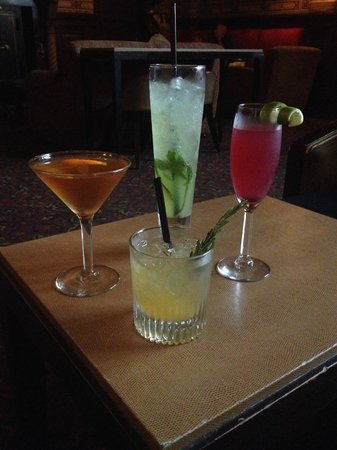 Campbell Apartment: Fabulous Drinks