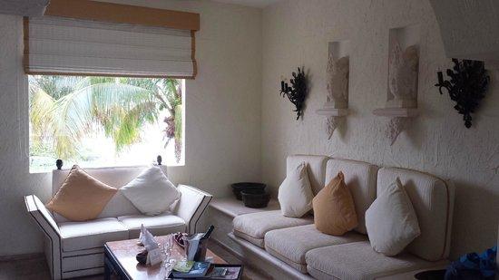 Zoetry Paraiso de la Bonita: Living room