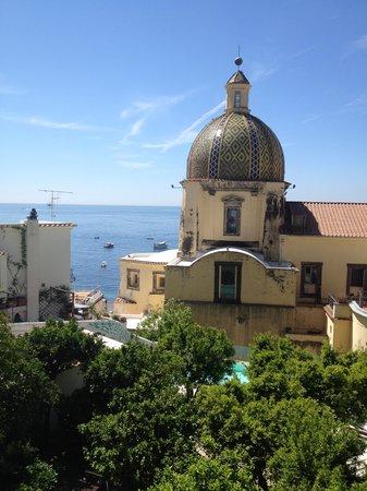 Hotel Palazzo Murat: Pallazo Murat balcony view