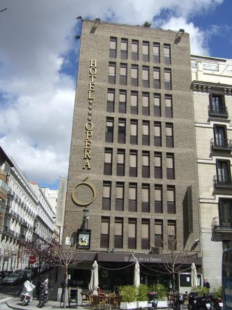 Hotel Opera Madrid Picture Of Hotel Opera Madrid