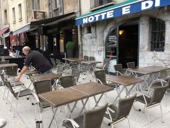 Restaurant Pizzeria Notte E Di