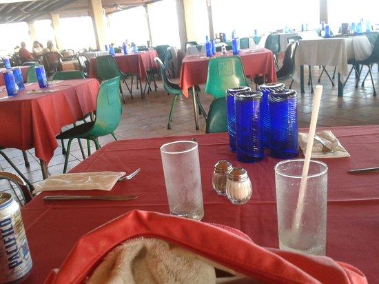 Hotel Playa Mazatlan: REGRESANDO DEL PASEO UNAS RICAS BEBIDAS FRIAS