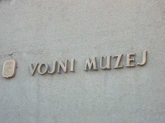 Belgrad Military Museum: Военный музей