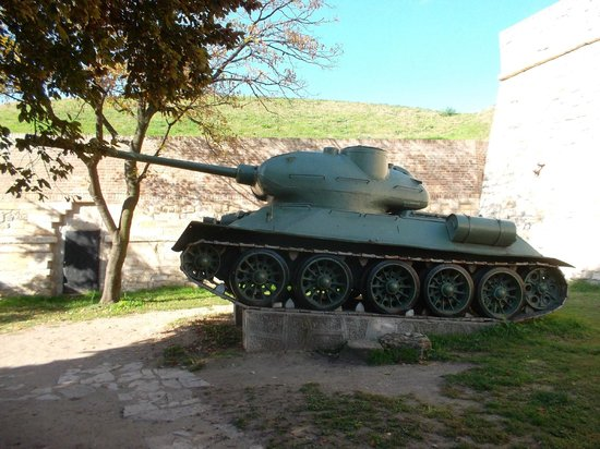 Belgrad Military Museum: Танк