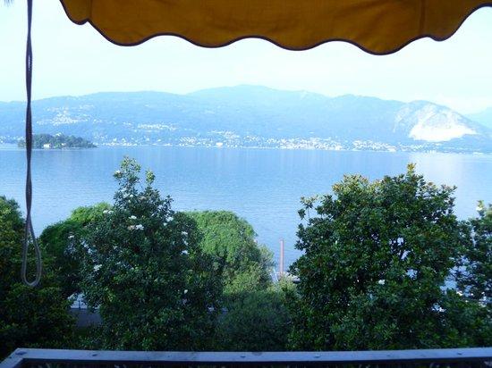 Europalace Hotel: Vista sul Lago Maggiore