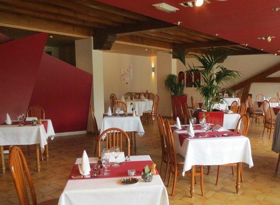 Hotel Les Grillons: la salle à manger