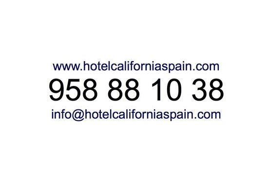 Hotel California: Telephone number