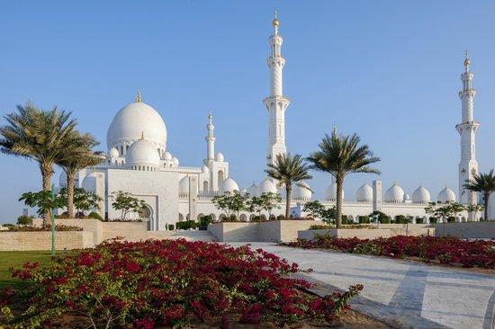Scheich-Zayid-Moschee: Grand Mosque
