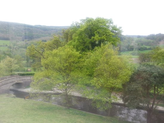 Bryn Howel Hotel: View from room