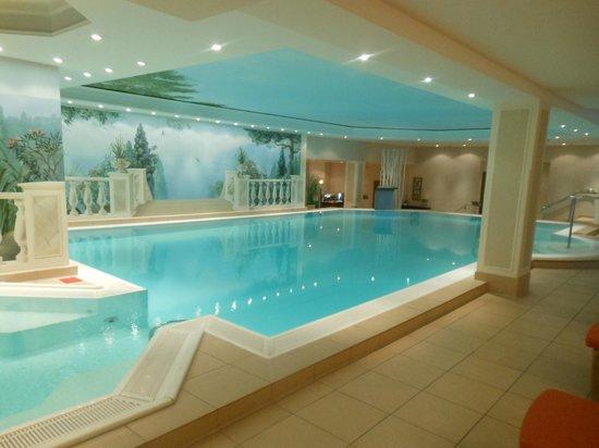 Hotel Palace Berlin: Pool area
