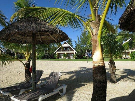 Preskil Beach Resort: The prestige cottage