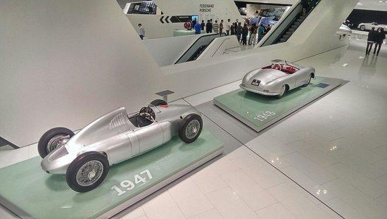 Porsche Museum : Porschegeschichte Live