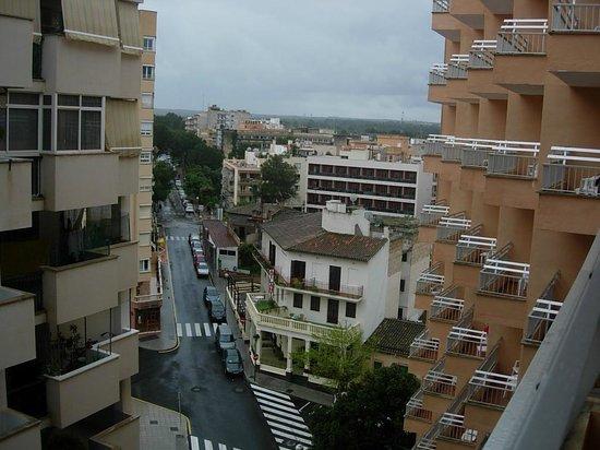 Pinero Hotel Bahia De Palma: Vista do apartamento