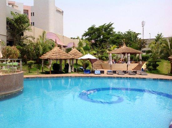 Radisson Blu Hotel, Bamako: Pool