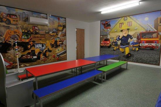 Mini Mischiefs: Party Room