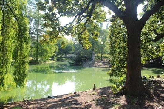 Jardin Public : Green & gorgeous.
