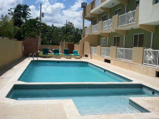 Hotel Yunque Mar: Pool