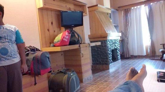 UNA Comfort Nandini: luxry room
