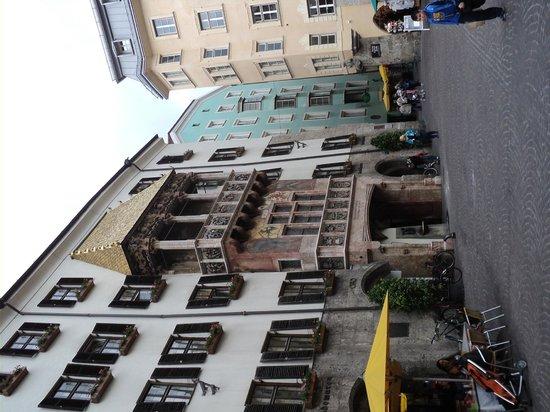 Hotel Krone: Innsbruck