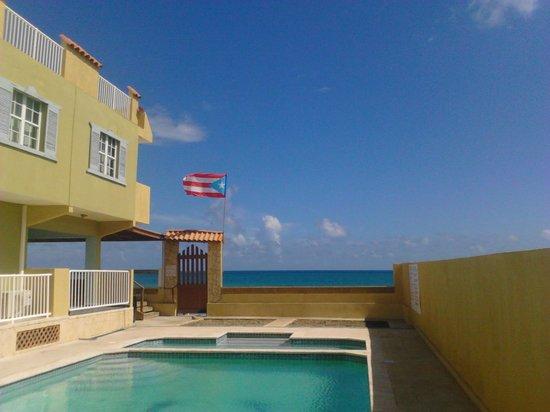 Hotel Yunque Mar: views to ocean