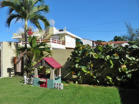Hotel Yunque Mar: Family oriented place
