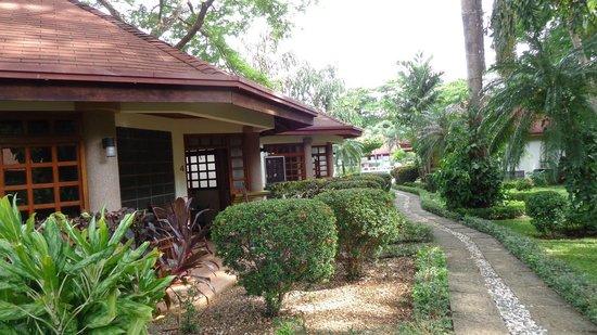 Villa Acacia : Área de villas