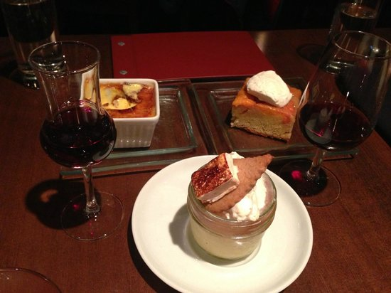 Raudz Regional Table: Birthday Desserts!