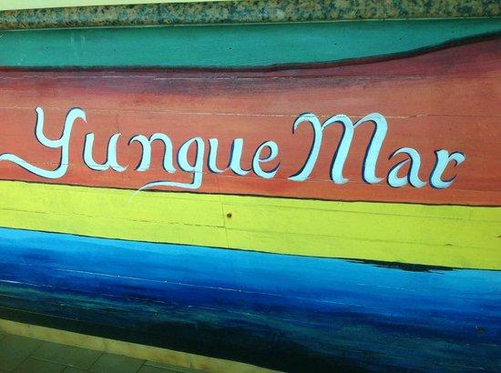 Hotel Yunque Mar: Dining