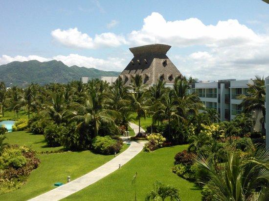 Mayan Palace Acapulco: vista desde la habitacion