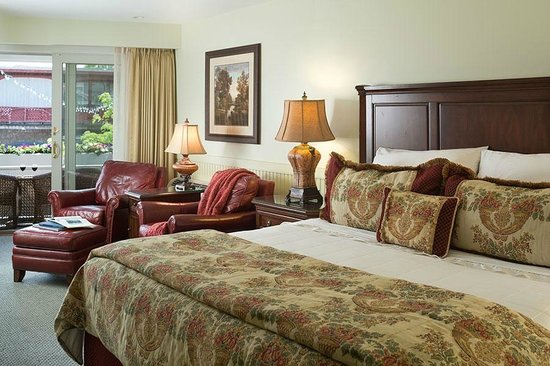 Grand Harbor Inn: Deluxe Guestroom