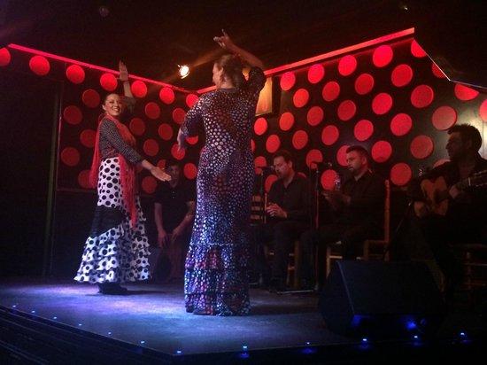 Explore Catalunya : flamenco performers