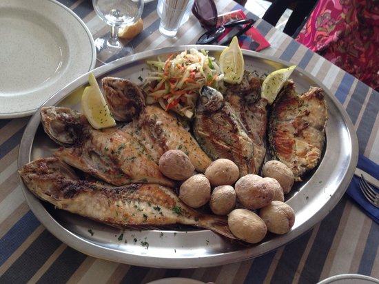 Restaurante La Gamba Loca : Fish