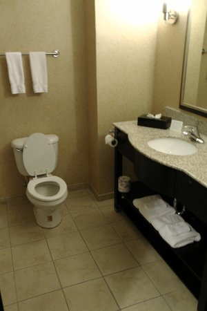 Best Western Plus Flowood Inn & Suites: Bad