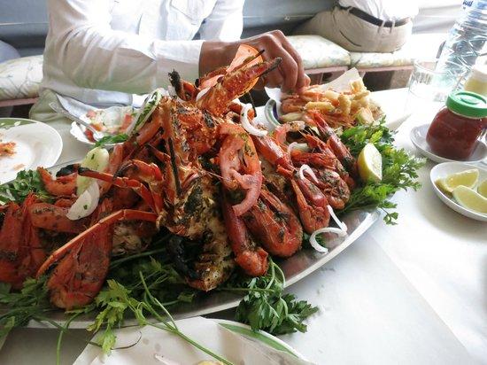 Fish market agadir restaurant reviews phone number for La fish market