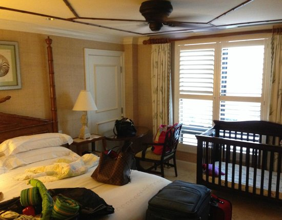 The Breakers: Our 1st Room