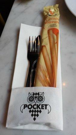 Pontus!: bread stick
