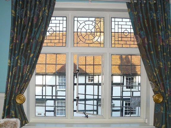 slaapkamerraam - picture of the griffin inn, fletching - tripadvisor, Deco ideeën