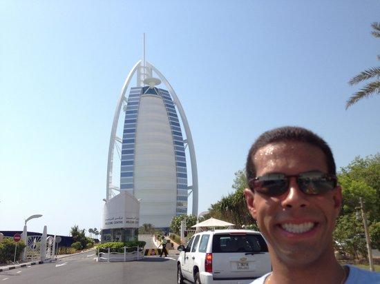 Burj al-Arab : Visual da entrada