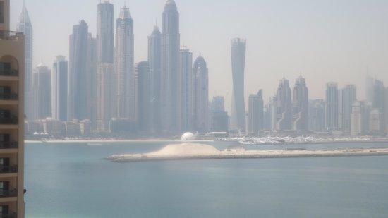 Fairmont The Palm, Dubai: City View Room