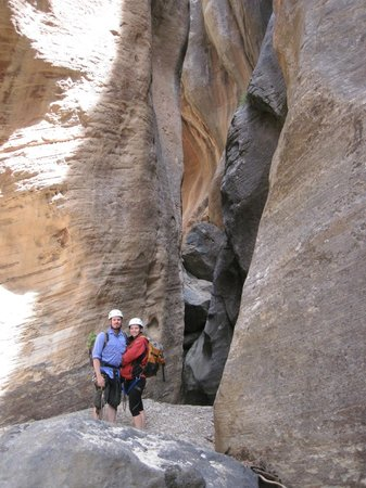 Zion Adventure Company: Beautiful Slot Canyons